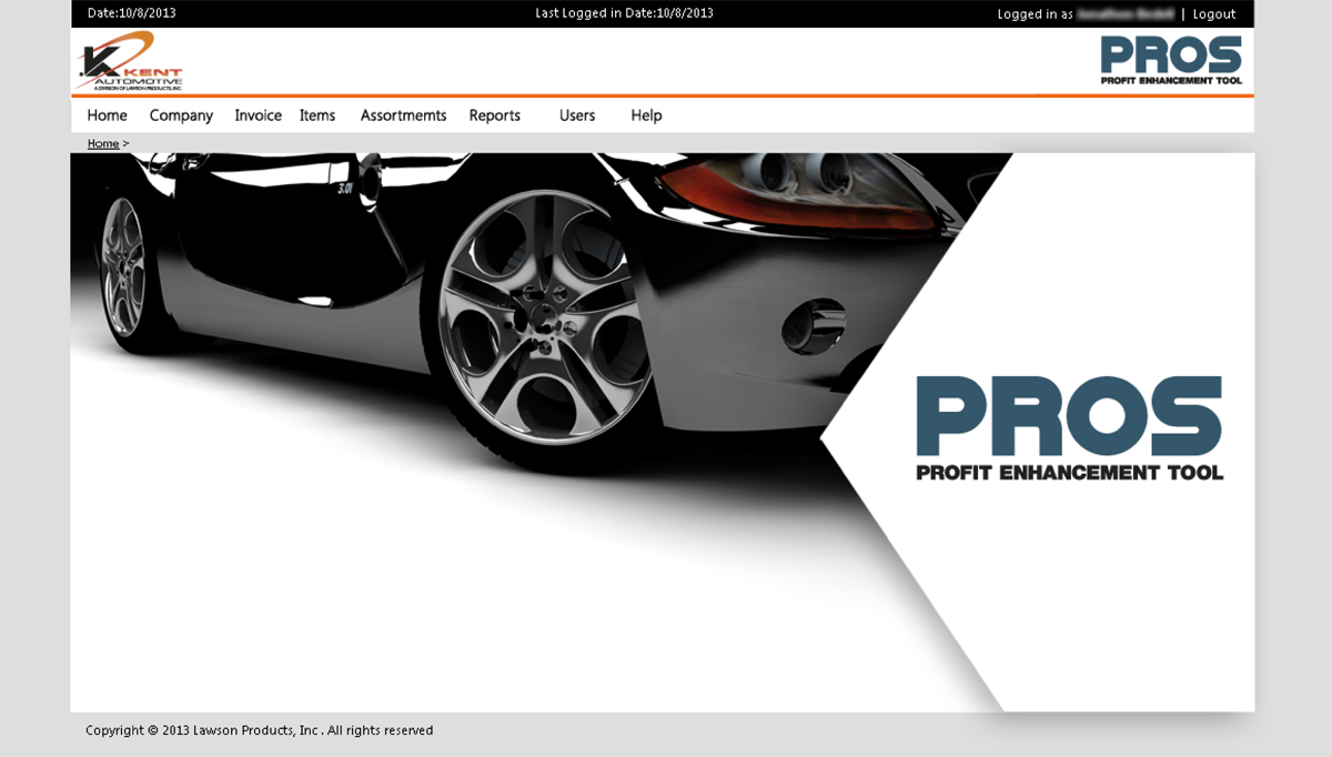 PROS Website