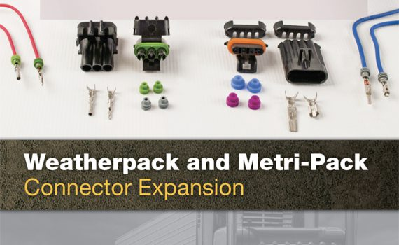 Weatherpack and Metri-Pack cover