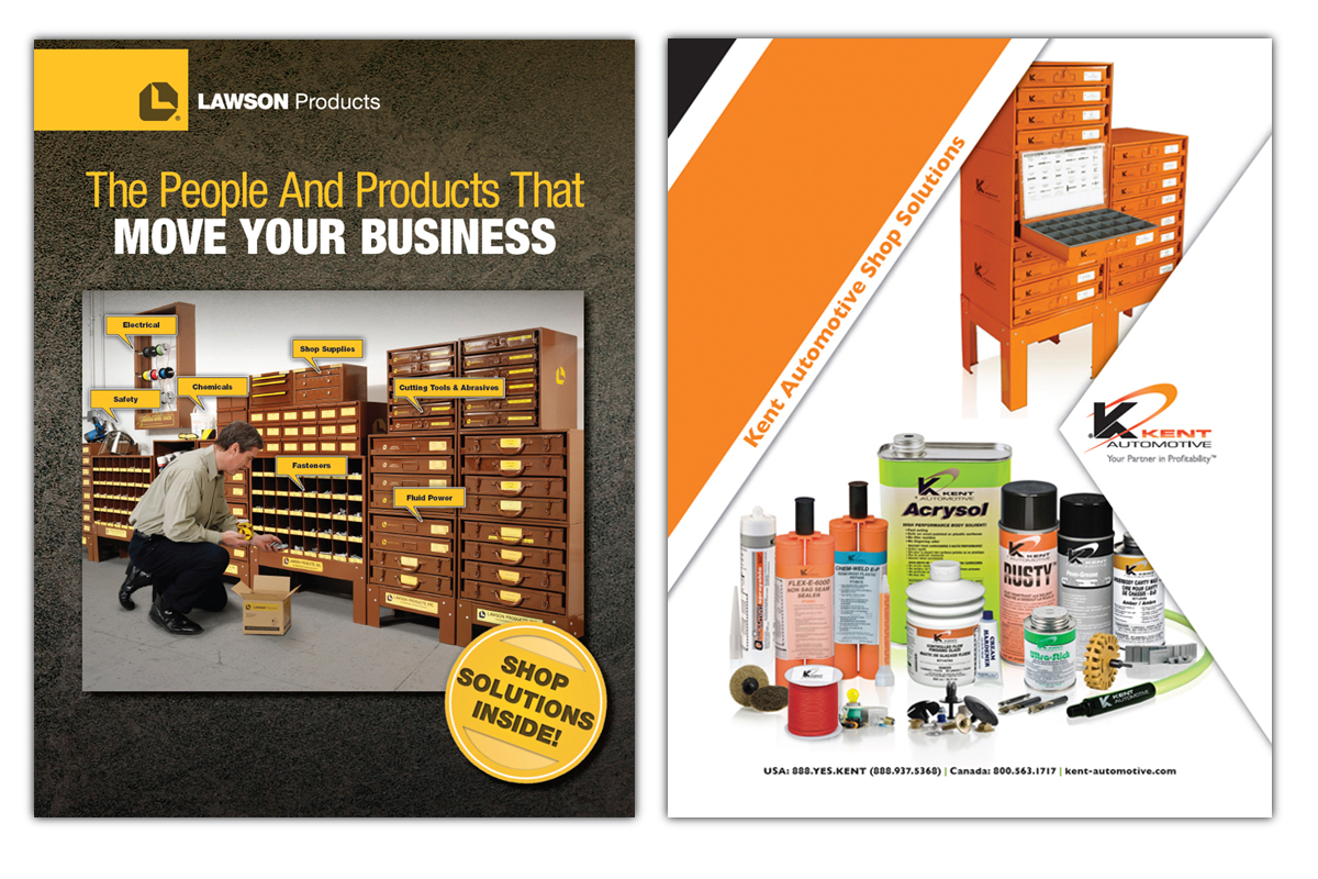 Shop Solutions Catalog Covers
