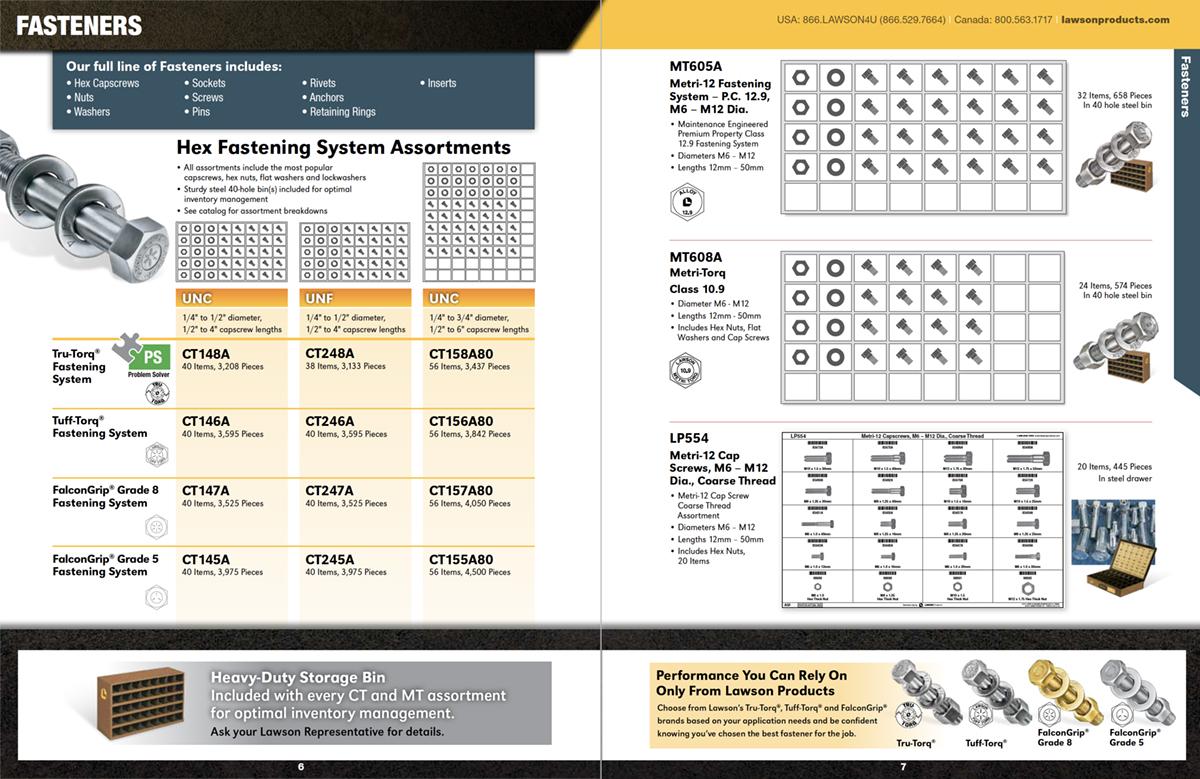 Shop Solutions Catalog Inner Spread