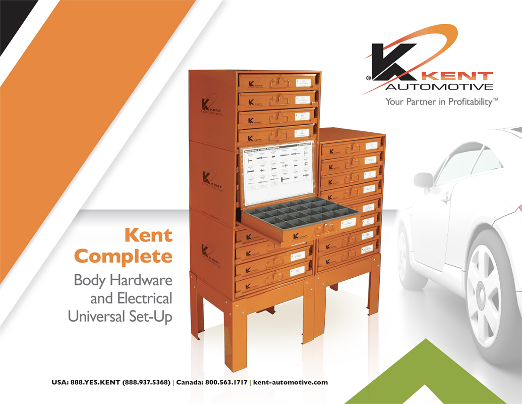 Kent Complete Catalog Cover