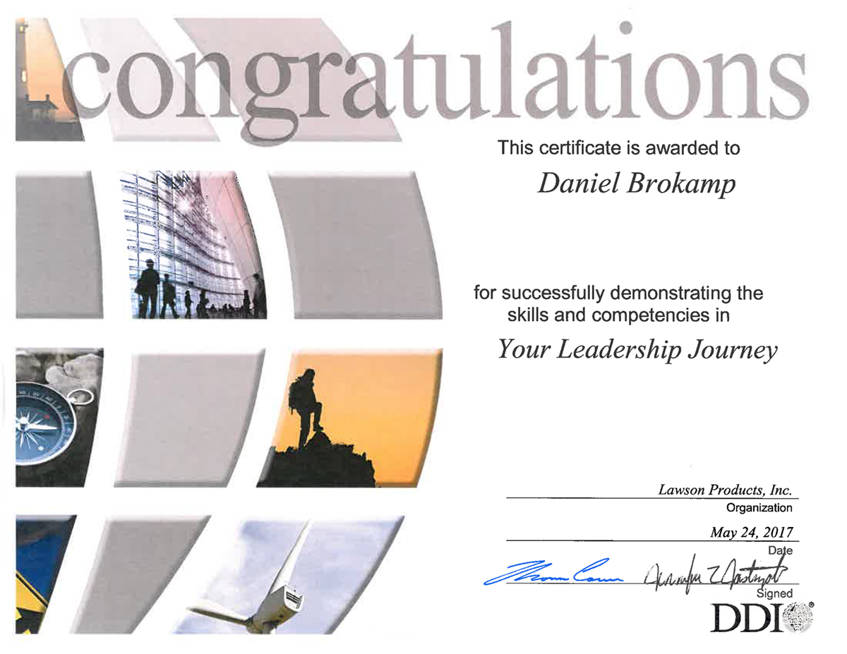 DDI Leadership Training Certification