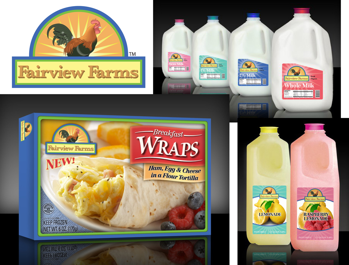 Fairview Farms Branding and Packaging