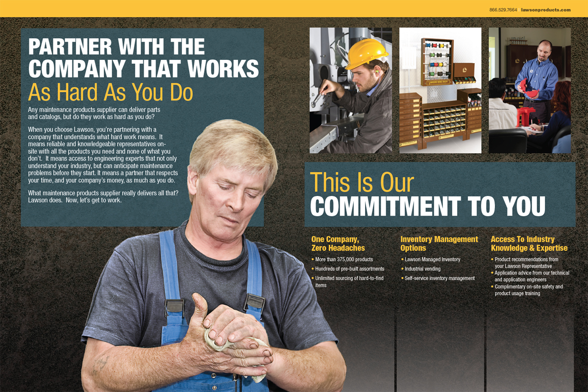 Lawson Products Corporate Brochure